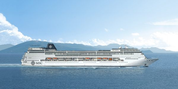 MSC Armonia By courtesy of FINCANTIERI S.p.A.; All rights reserved